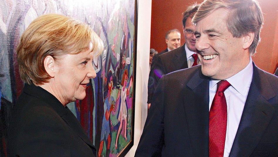 Merkel, Ackermann