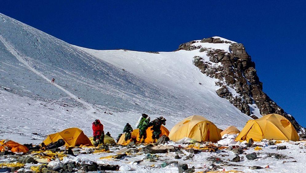 Mount Everest: Die höchste Müllkippe der Welt