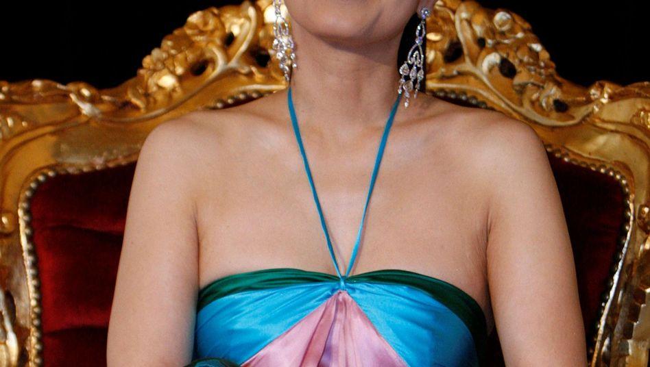 Prinzessin Ubolratana Rajakanya (2008 in Cannes)