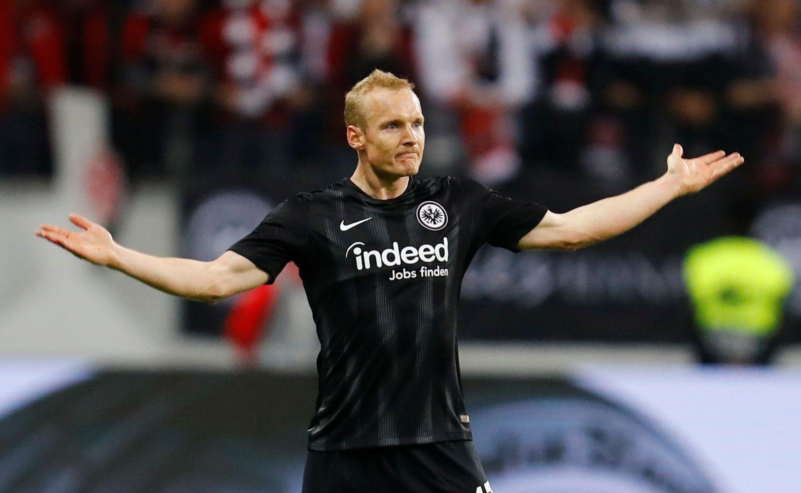 Eintracht Frankfurt Sebastian Rode