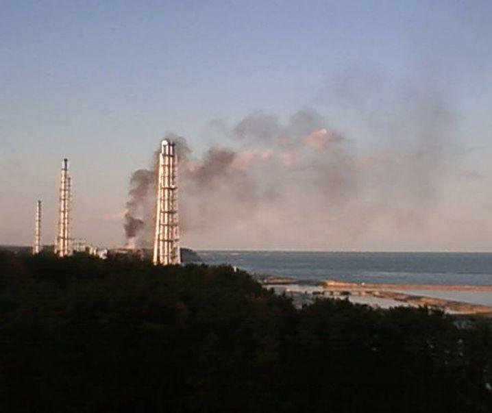 """Rauch über dem Kraftwerk Fukushima (März 2011): """"Es hätte viele Opfer gegeben"""""""