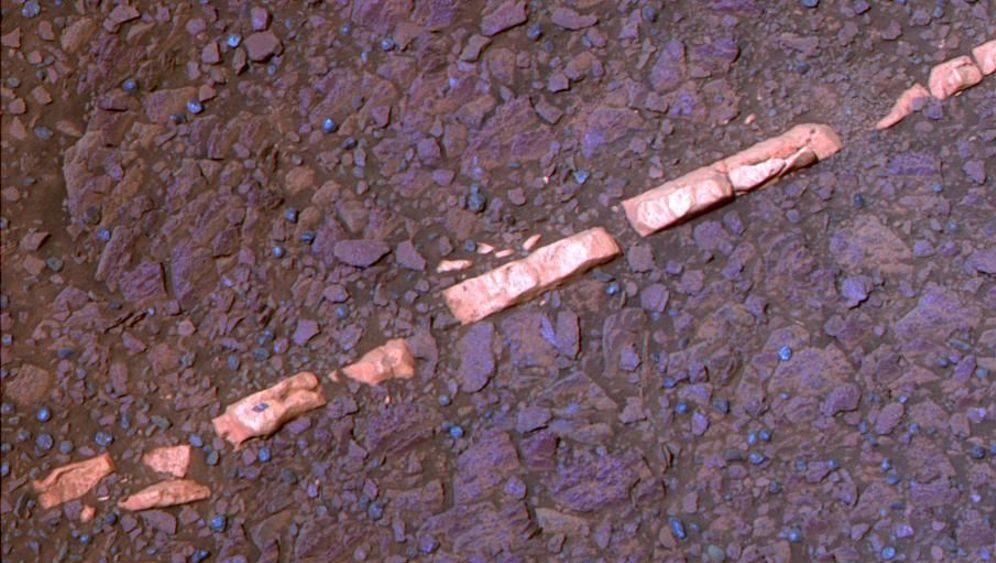 Mars: Gipst doch gar nicht!