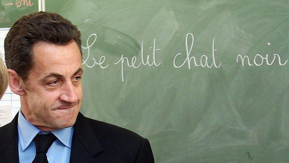 Präsident Sarkozy: Reformiert seine Regierung den Unterricht zulasten der Ferien?