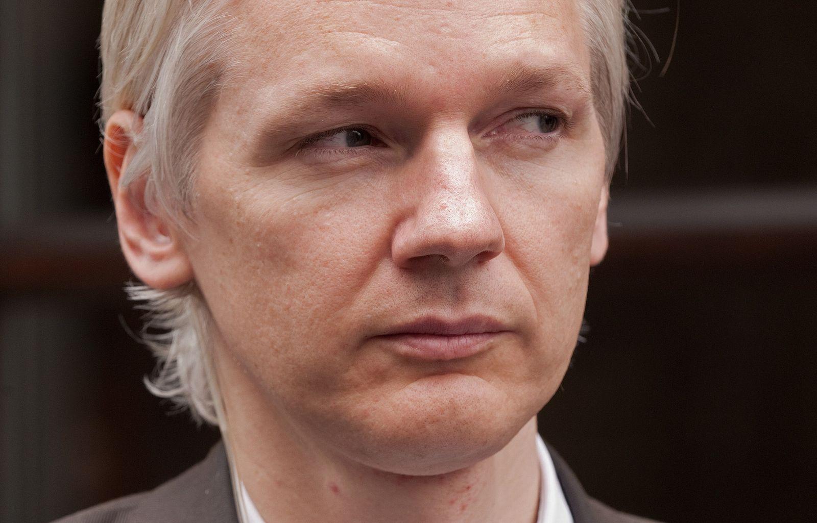 WikiLeaks/Julian Assange