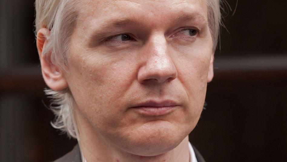 WikiLeaks-Gründer Assange: Finanzierung immer komplizierter