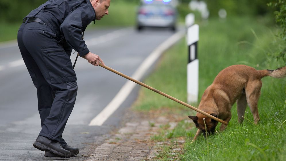 Ermittlungen in Höxter: Spürnasen bei der Arbeit
