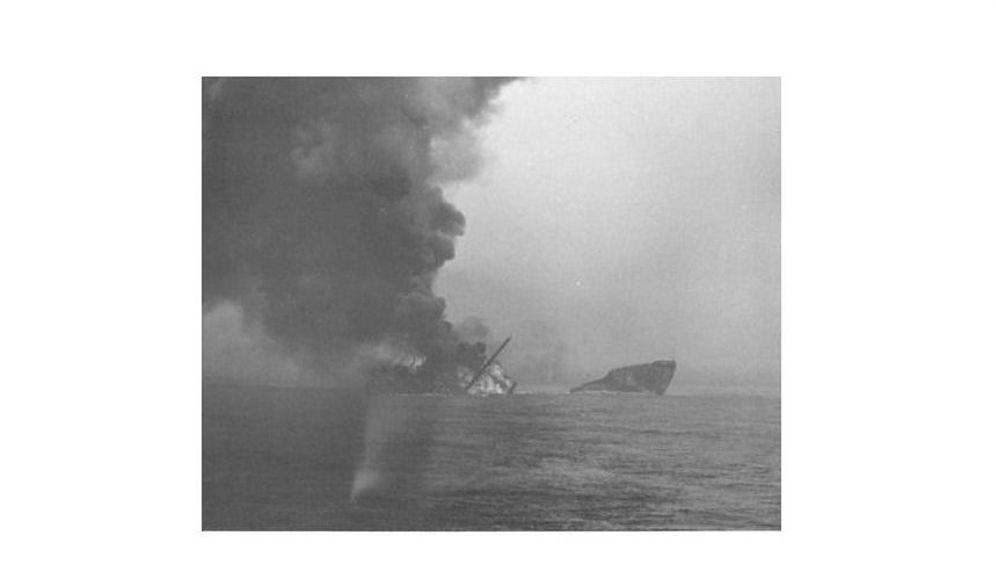 """Untergang der """"Alva Cape"""": Eine Flammenwand raste auf uns zu"""