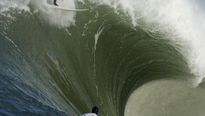 Kalifornien: Surfparadies in Nöten