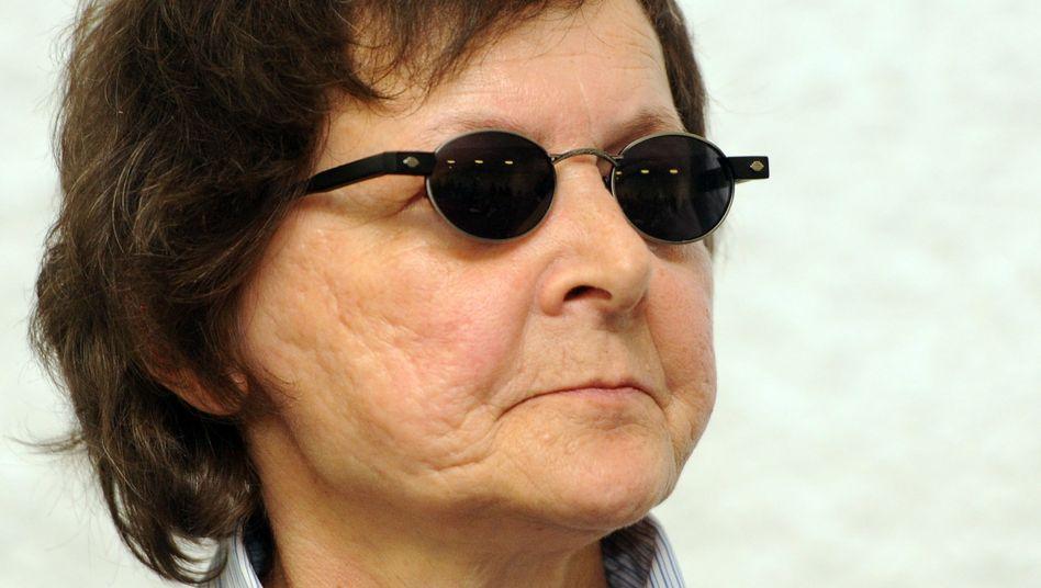 """Verena Becker im RAF-Prozess: """"Ich war nicht dabei"""""""
