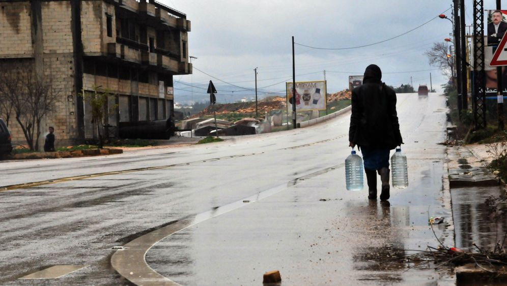 Photo Gallery: Syrian Refugees Suffer Winter Misery in Lebanon