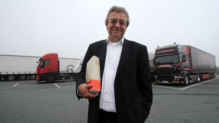 Anwalt an der Autobahn: Der Trucker-Advokat