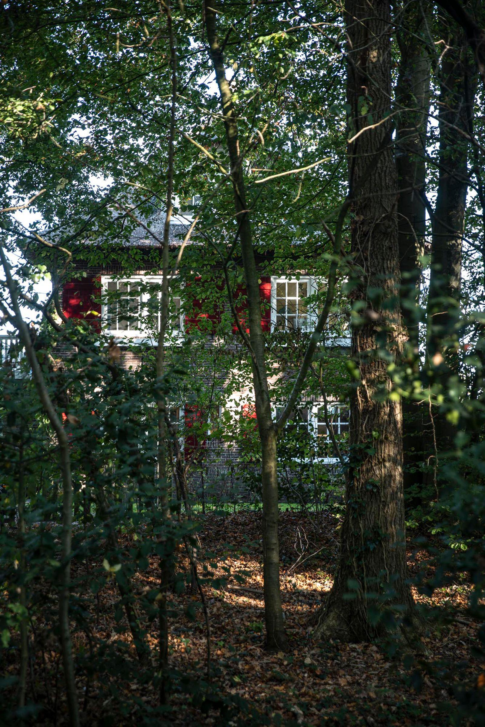 Hooge Nest van opzij © Jan Willem Kaldenbach