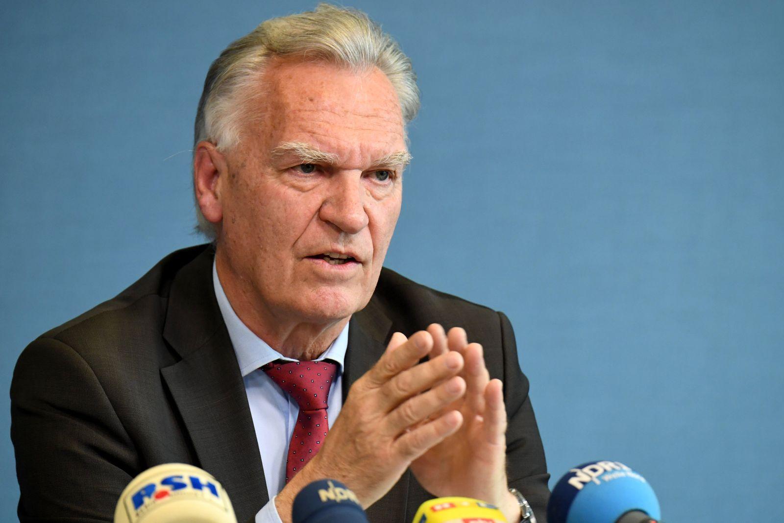 Jörg Ziercke Weißer Ring