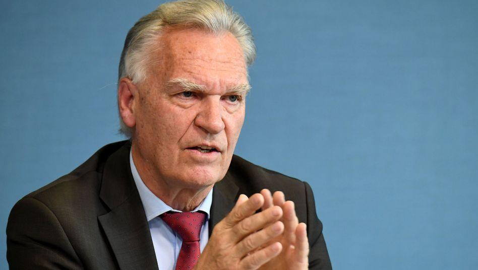 Bundesvorsitzender des Weißen Rings, Ex-BKA-Präsident Jörg Ziercke
