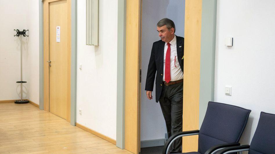 Gustl Mollath (Juli 2014): Wiederaufnahmeverfahren in Regensburg