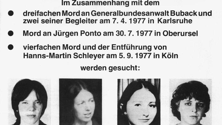 RAF-Aussteiger in der DDR: Neue Heimat für Terroristen