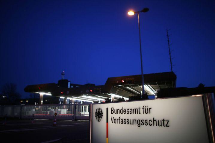 Das Bundesamt für den Verfassungsschutz in Köln
