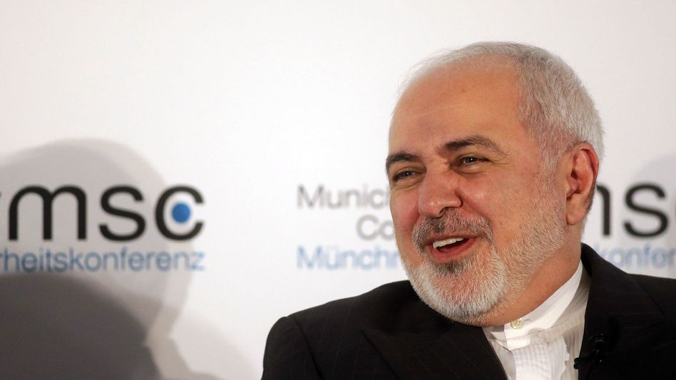 Irans Außenminister Mohammad Javad Zarif