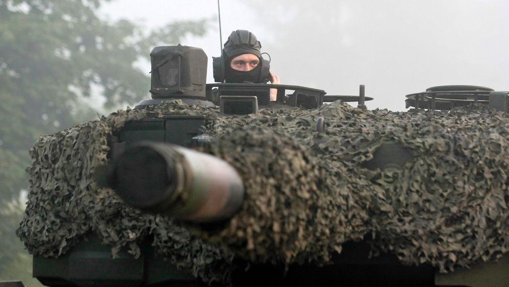 "Manöver: Nato trainiert ""Noble Jump"""