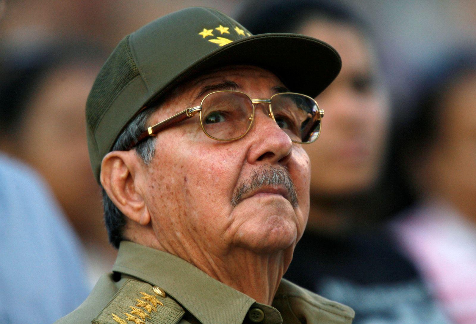 Castro / Kuba / Machtwechsel