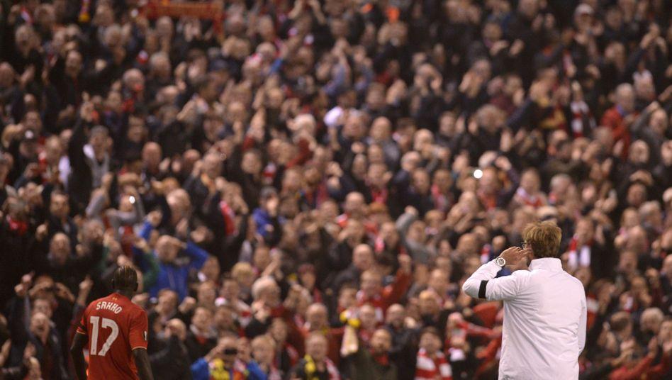 BVB-Niederlage in Liverpool: Die Magie von Anfield