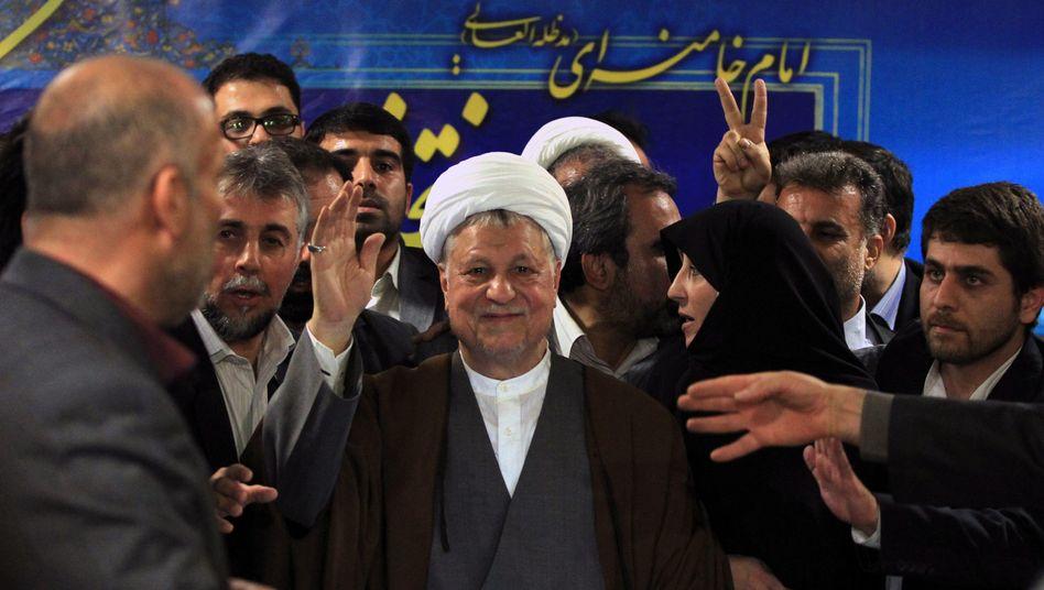 Politiker Rafsandschani: Bewerbung ums Präsidentenamt