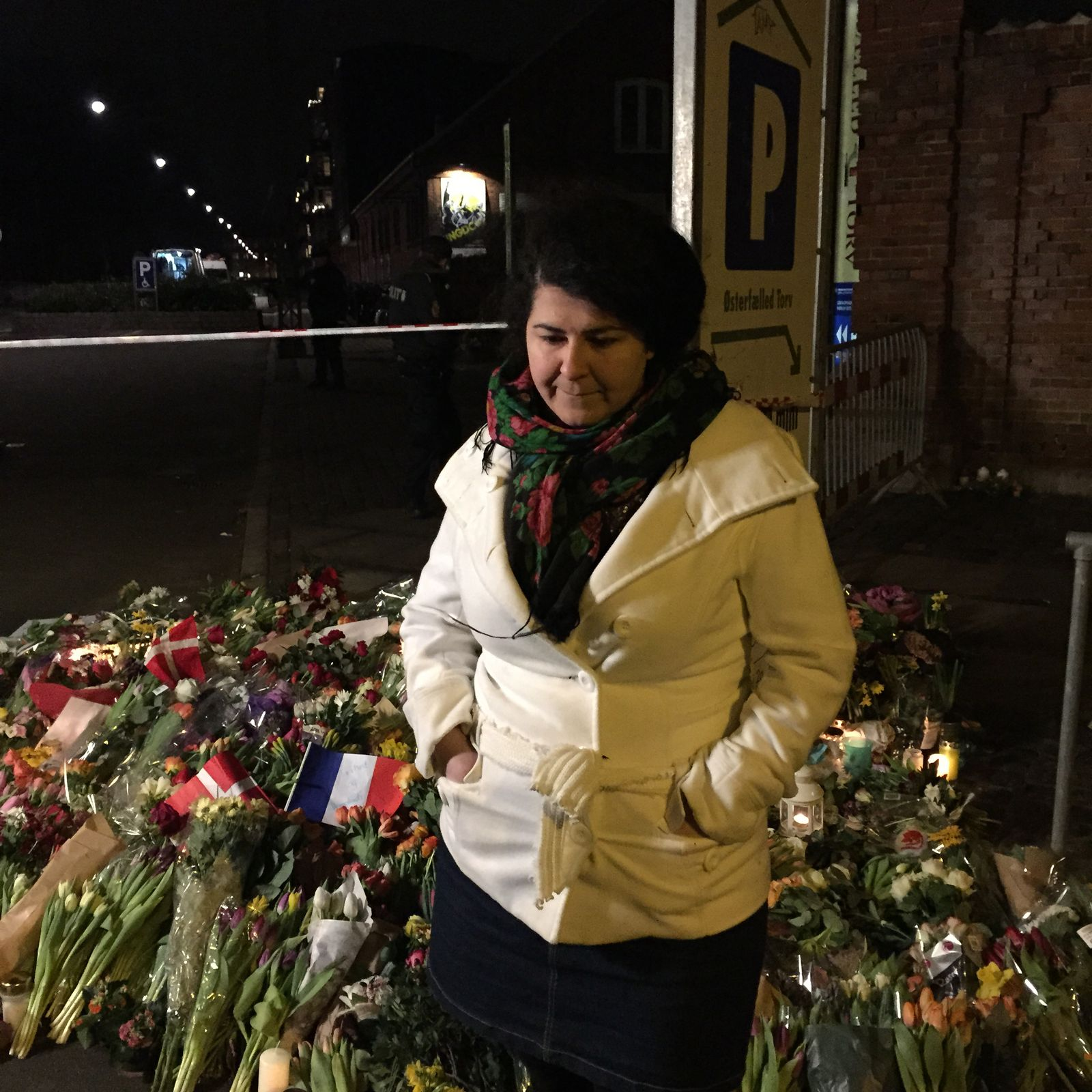 Kopenhagen/ Aktivistin/ Jaleh Tawakoli