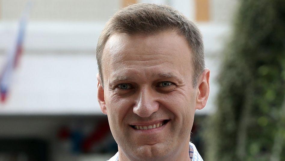 Alexej Nawalny (Archiv)