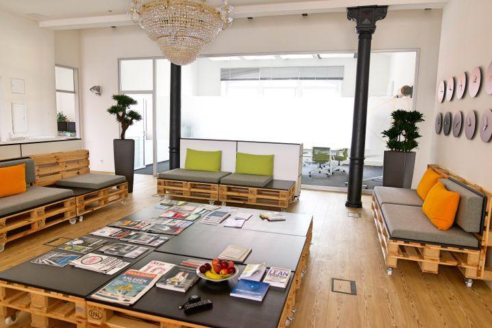 Büroräume von Enyway