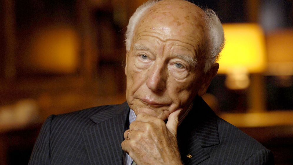Walter Scheel: Präsident der Herzen