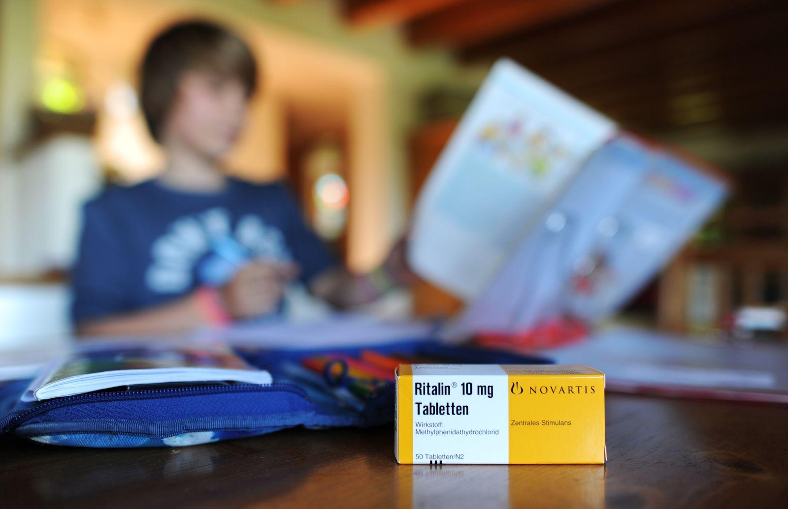 ADHS-Mittel Ritalin / Hyperaktiv