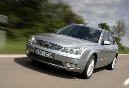 Ford Mondeo: Mehr Chrom am Kühler, keine Schutzleisten mehr an der Seite