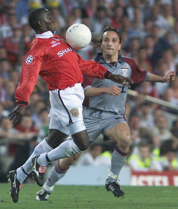 """Der ehemalige Manchester-United-Spieler Dwight Yorke: Die Rooney-Regel sei ein """"absoluter Witz"""""""