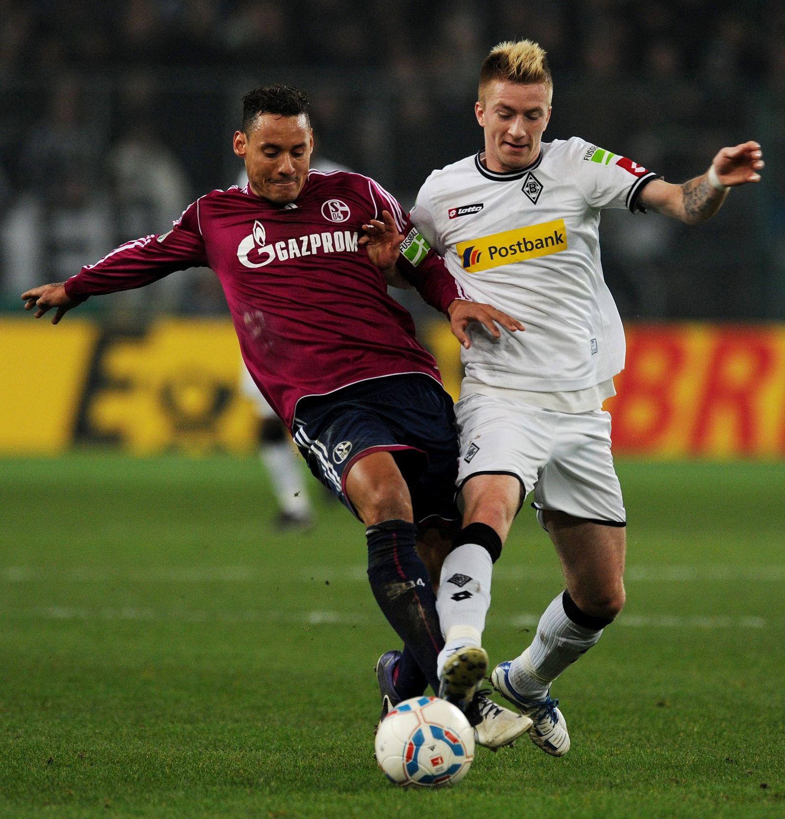 FBL-GER-DFB-CUP-MOENCHENGLADBACH-SCHALKE