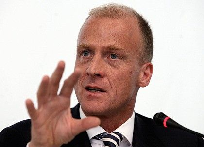 """Airbus CEO Thomas Enders: """"Can you imagine a better job in European industry than running Airbus?"""""""