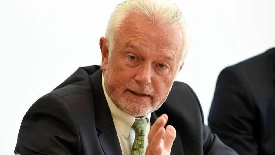 Kubicki: Die Vorratsdatenspeicherung hält er für verfassungswidrig