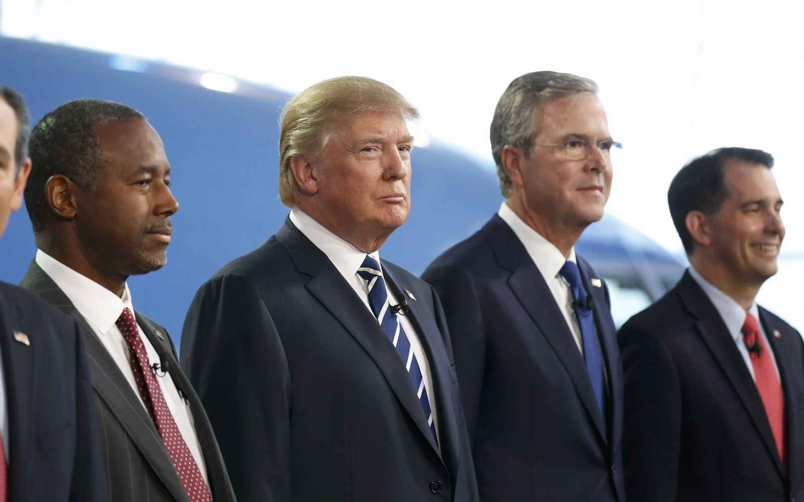 Trump & Rivalen