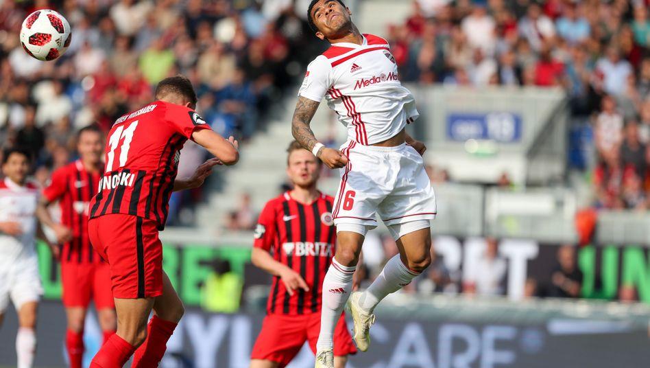 Der FC Ingolstadt jetzt mit ganz breiter Brust