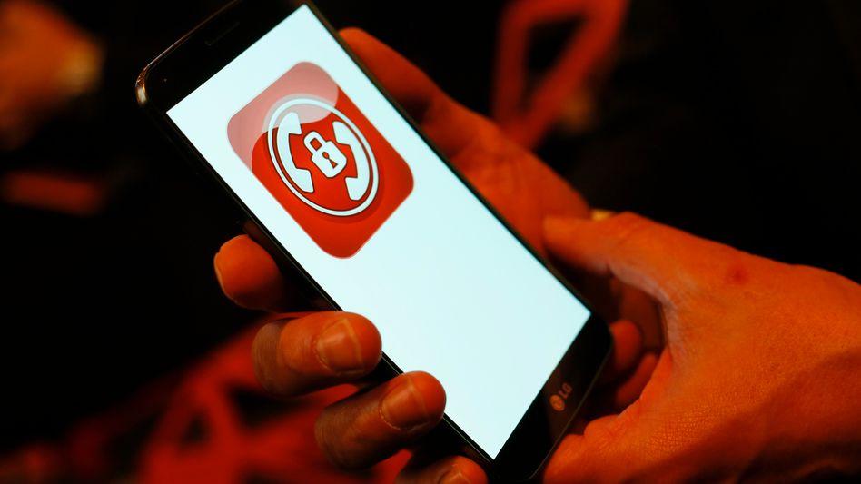 Ankündigung auf der Cebit: App für abhörsichere Telefonate