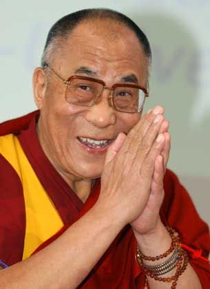 "The Dalai Lama: ""What has he done for peace?"""