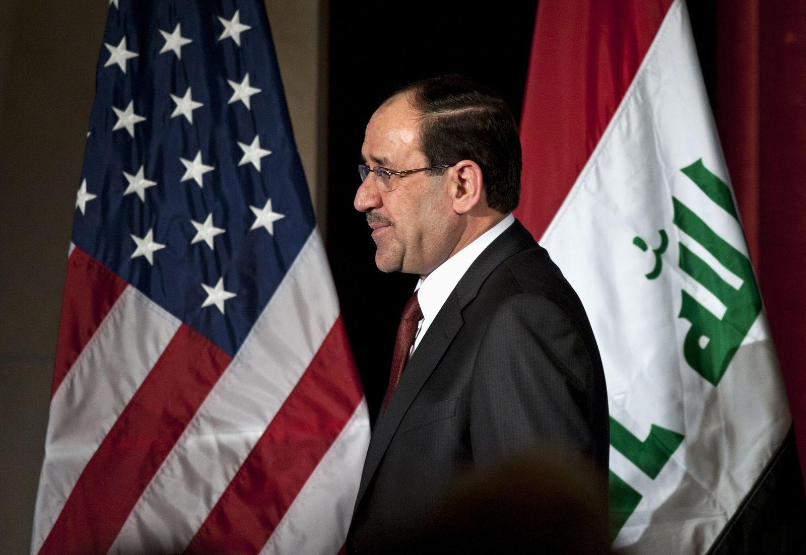 Nuri al-Maliki/ Irak