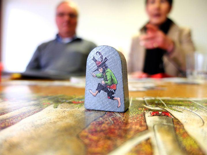 Räuber-Hotzenplotz-Spiel: Nicht immer entscheidet das Urteil der Kinder