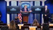 """Trump beansprucht in Coronakrise """"allumfassende Macht"""""""