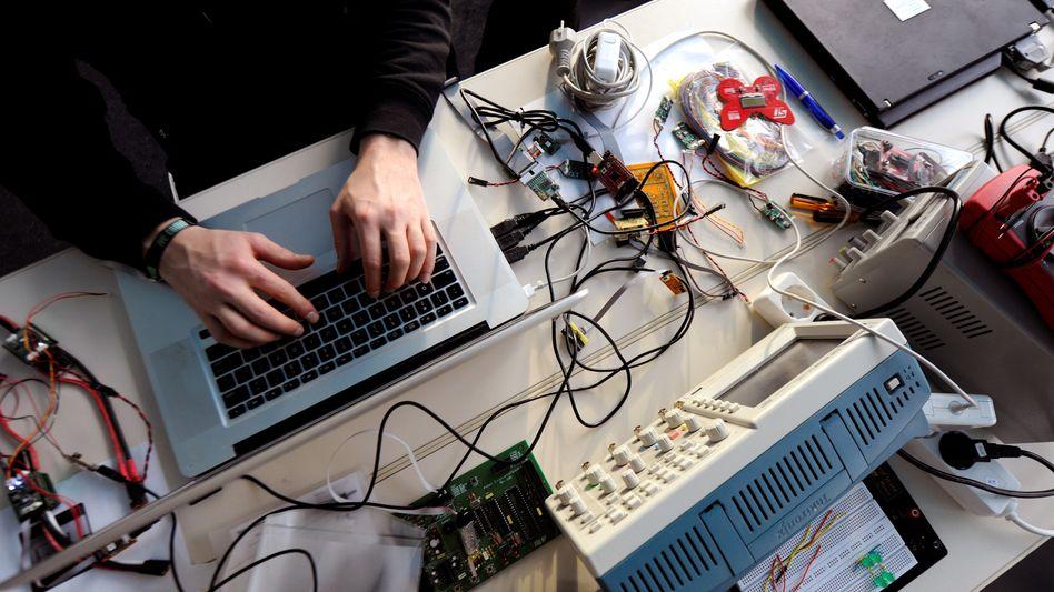 IT-Sicherheit: Eine US-Uni hat Hackern den Krieg erklärt