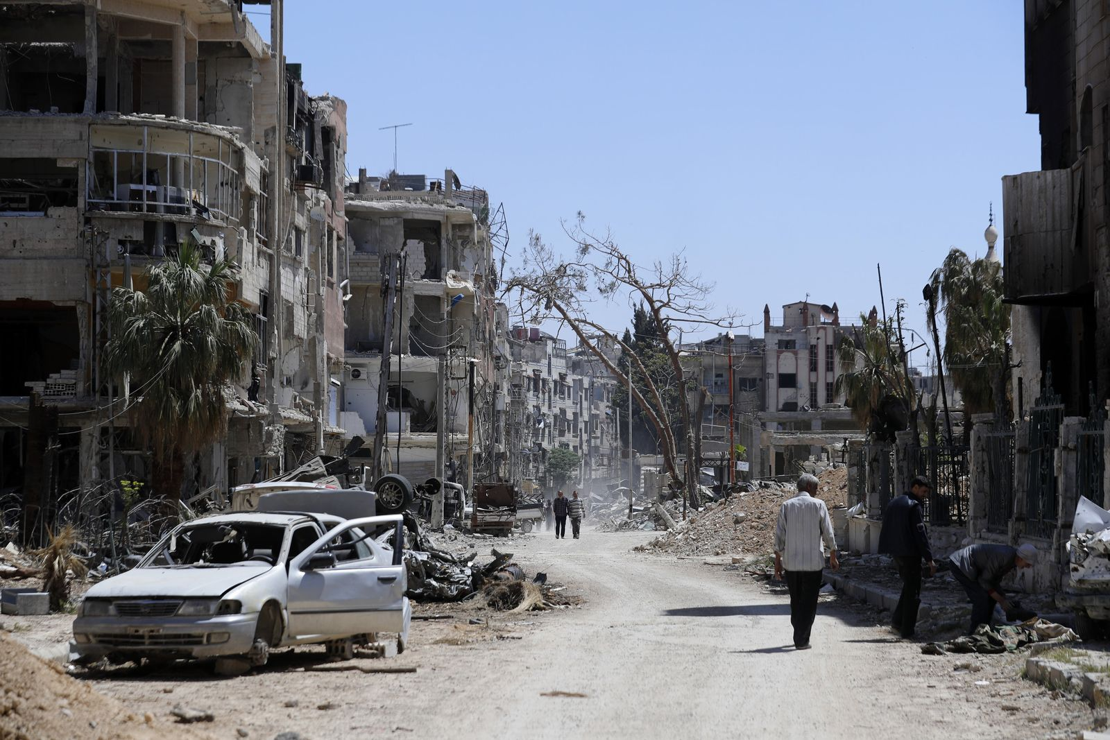 Duma / Syrien
