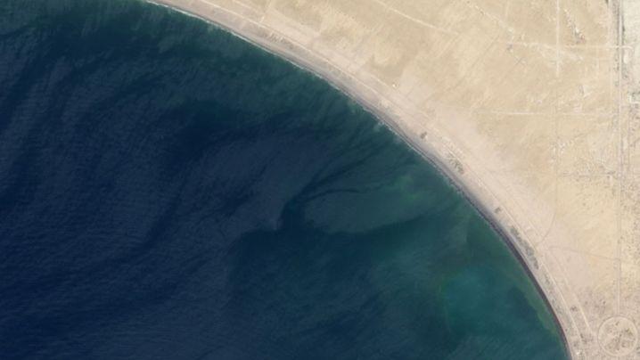 Zalzala Koh: Eine Insel verschwindet