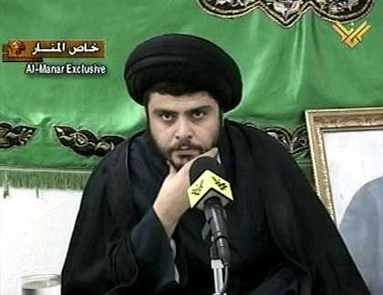 Sadr: Hilfe für Osthoff