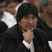 """Präsident Evo Morales: """"Im Interesse der nationalen Einheit bin ich bereit"""""""