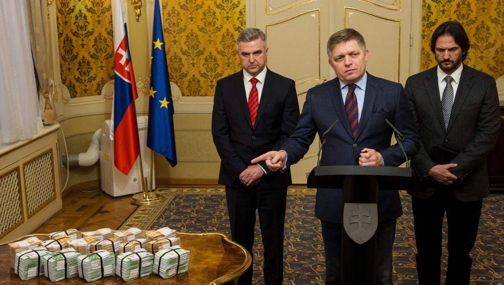Slowakei: Der Zorn der Straße