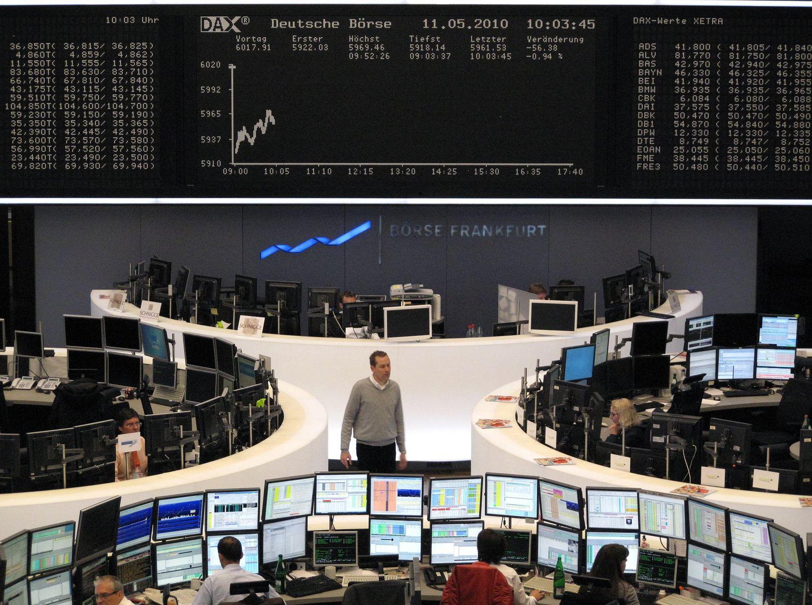 Börse Frankfurt / DAX